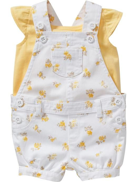Overalls & Tee Sets for Baby Product Image