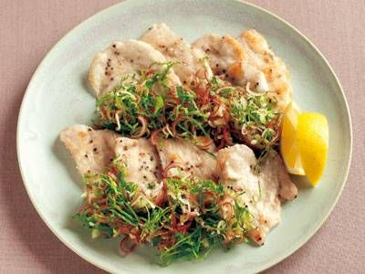 [鶏むね肉のさっぱり焼き] 料理レシピ|みんなのきょうの料理