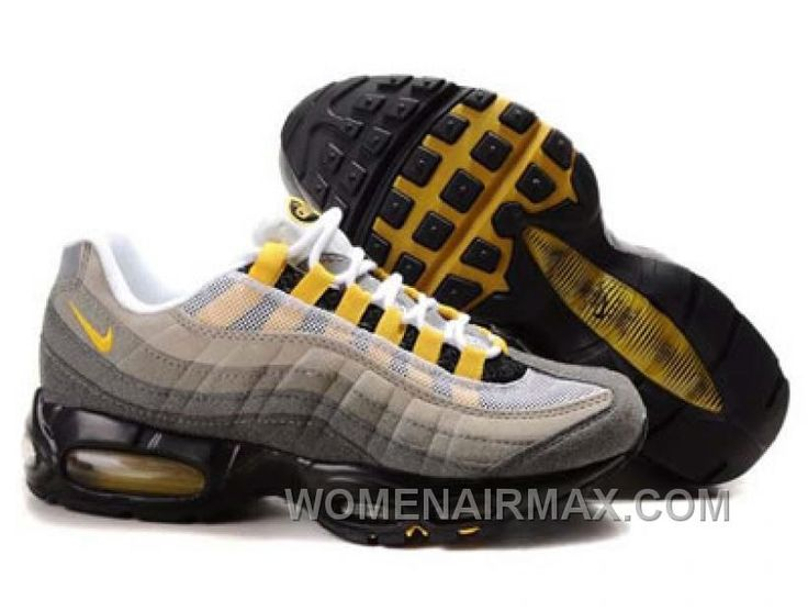 95 Air Max Yellow