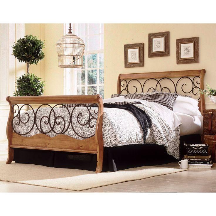 Bedroom Ideas Sleigh Bed best 25+ wooden sleigh bed ideas on pinterest | black sleigh beds