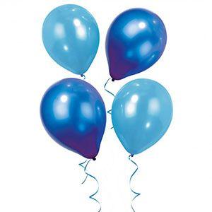 Doğum günü partisi, parti balonları, folyo balon, parlak parti balonları, renkli balon
