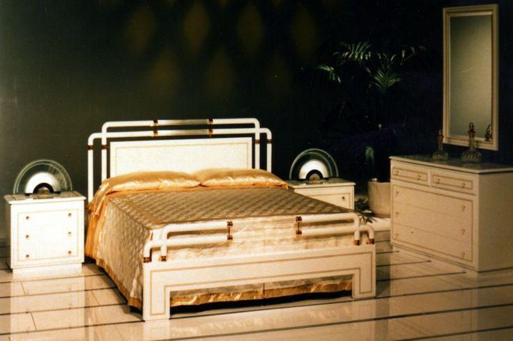 Dise o industrial dormitorio mod cristal madera - Banak importa sevilla ...