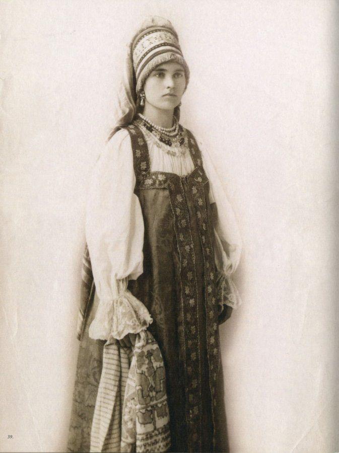 Русская красавица, фото
