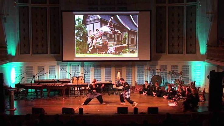 12.09.2014: An Indonesian Cultural Evening - Pencak Silat Anak Harimau Wiener Konzerthaus, Lothringerstraße 20, 1030 Wien-AUSTRIA.