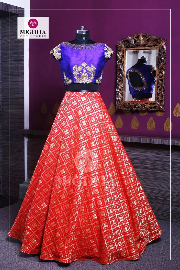 Lovely Crop Top From  MugdhaArtStudio . Product code : CRP0028To Order with us :Please reach out to+91 8142029190 / 9010906544/(whatsapp)For Call: 8899840840 (IVR)  08 March 2017