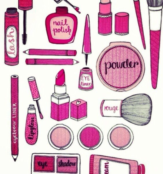 The Fashion Beauty Supply: 63 Best Pretty Girly Art Images On Pinterest