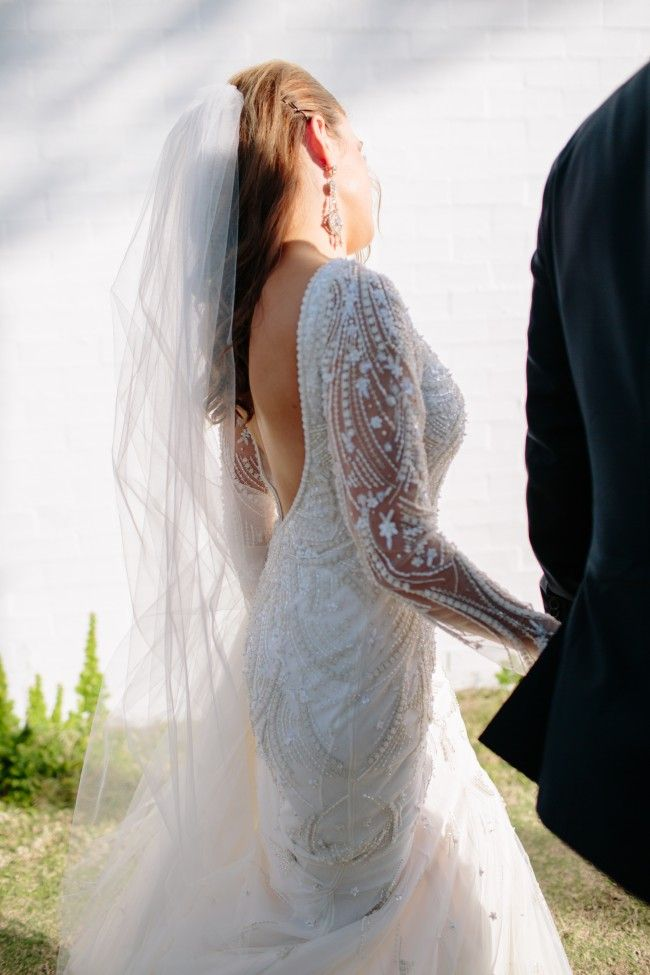 Bo & Luca Parisienne  Wedding Dress on Sale 29% Off