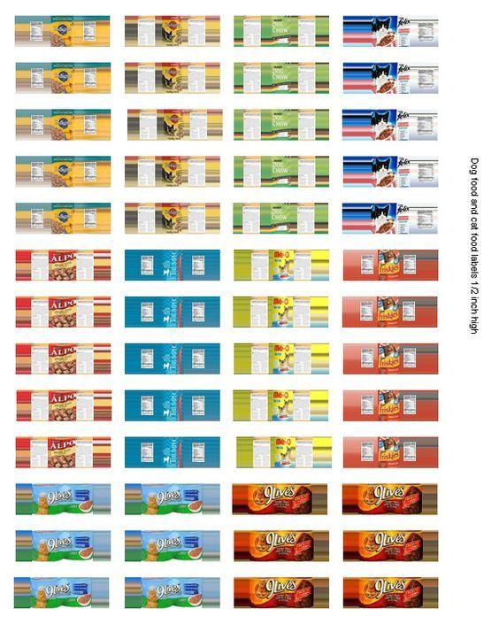 6127 Best Miniature Printables Images On Pinterest