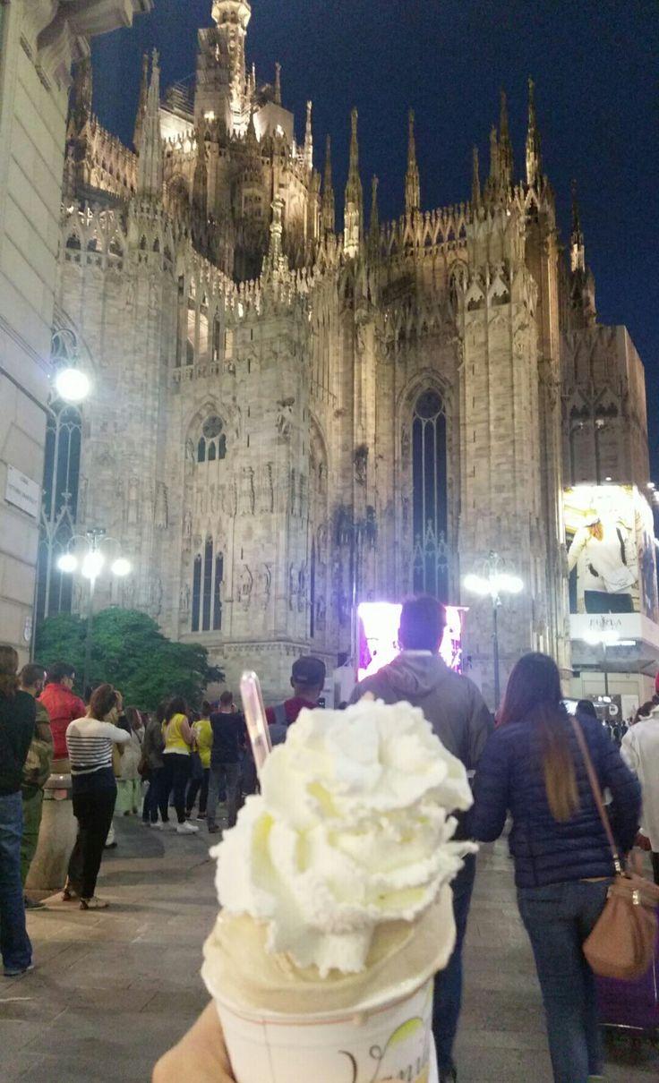 Amo il gelato #icecream #italia