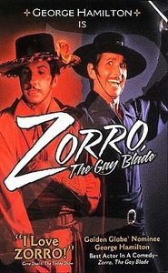 Zorro, The Gay Blade.  While George Hamilton is the star, Ron Leibman is utterly fantastic, with many of his funniest lines said in an undertone.  Listen sharp!  Brenda Vaccaro is also funny.  This is broad humor, very broad humor.
