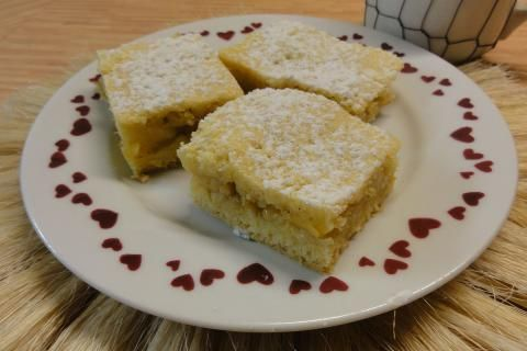 Jak upéct jablečné řezy i pro diabetiky   recept