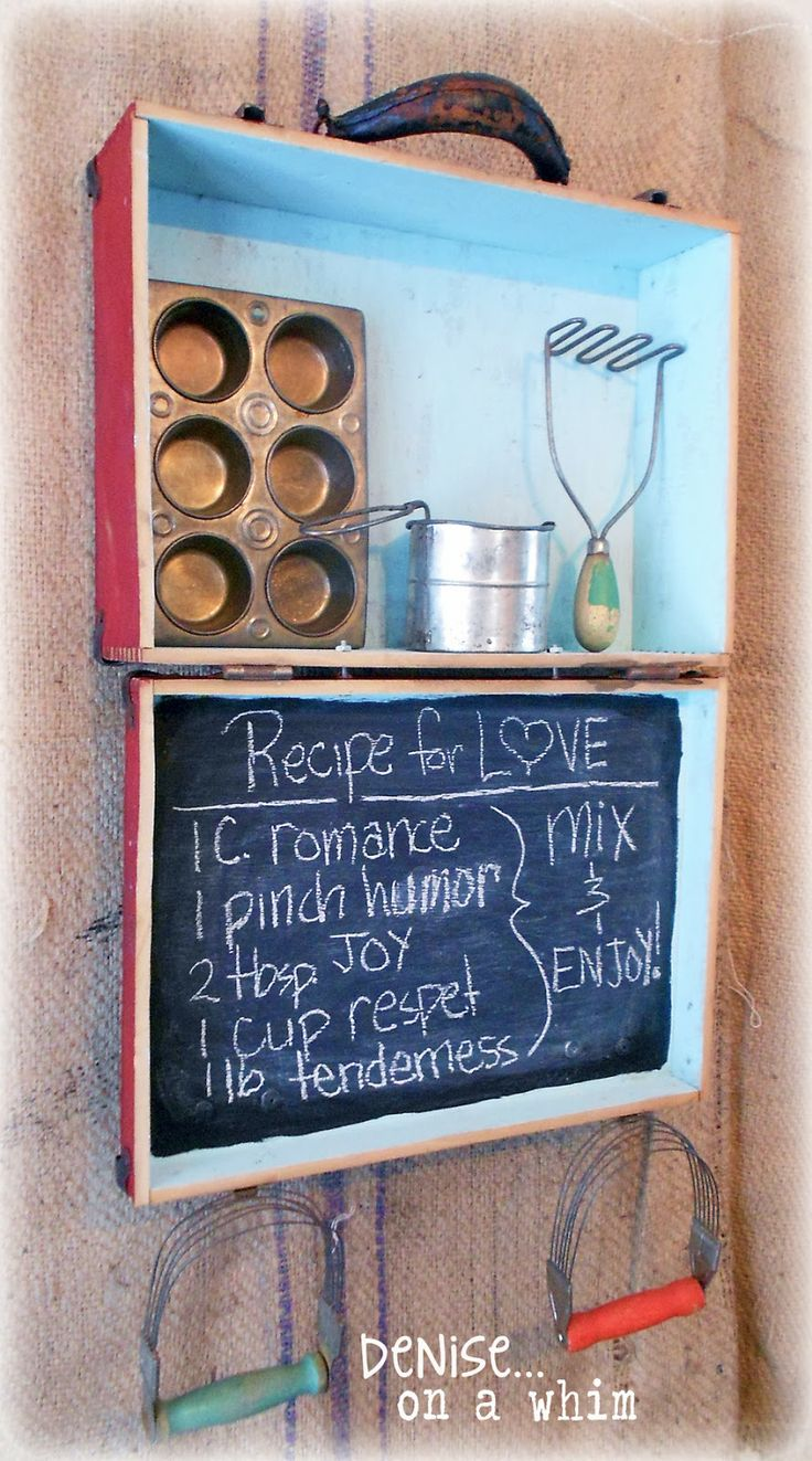 84 best Chalkboards with Charm! images on Pinterest | Chalkboard ...