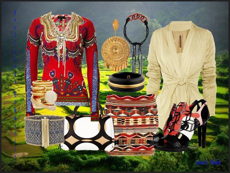#fashion #ensemble #look #style #philippines #attire  from blog: http://geeliciouspassion.wordpress.com/2012/05/31/ethnicity/