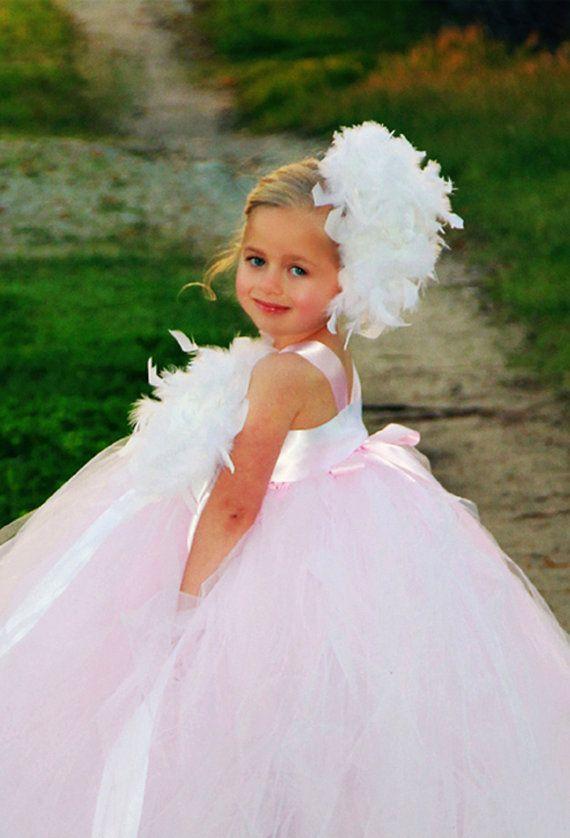 Flower Girl Tutu Dress~Adorable~❥