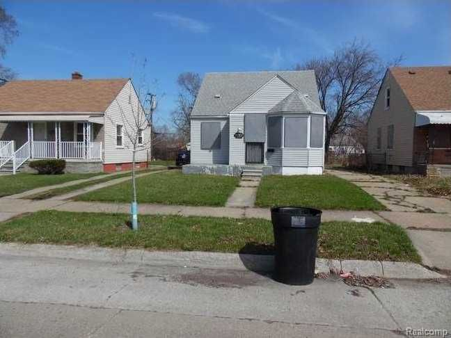 detroit house for sale mls 216111571 7792 grandville ave detroit rh pinterest com