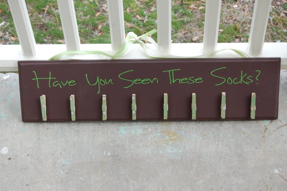 so cute! Lost Missing Socks Sign