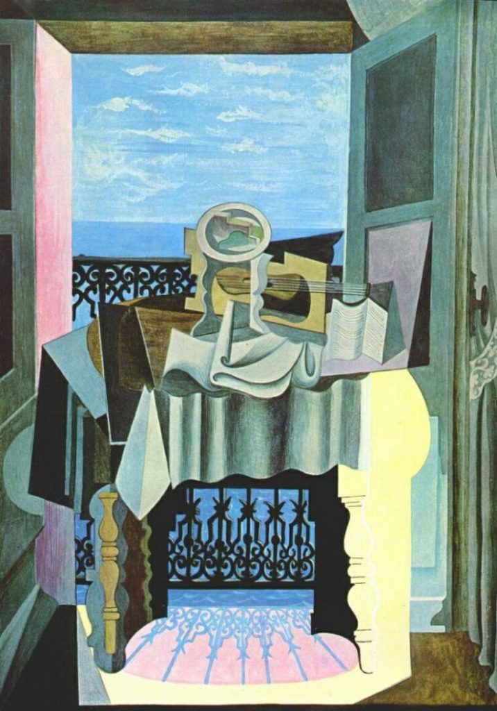 Pablo Picasso – The Balcony