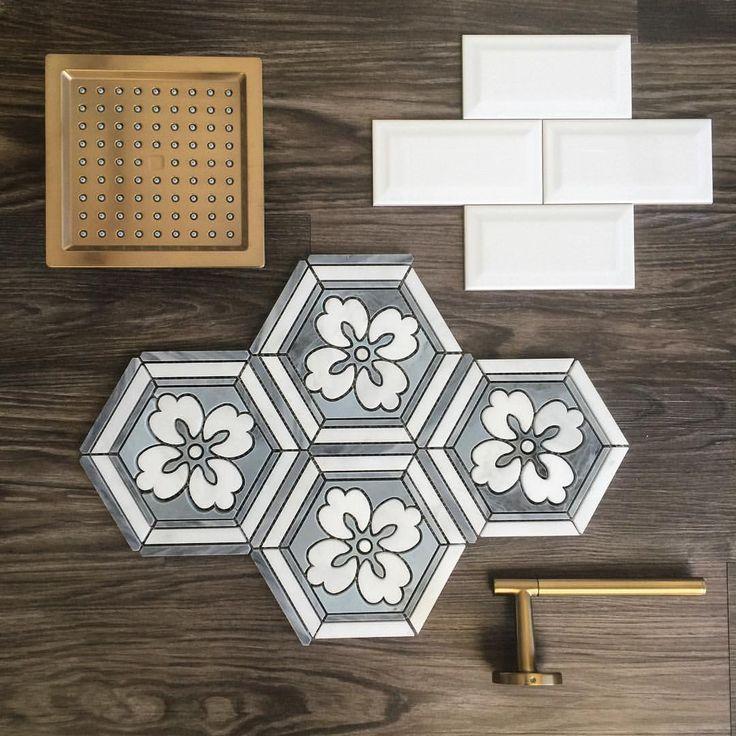 594 best Waterjet Mosaic Tile Sale images on Pinterest