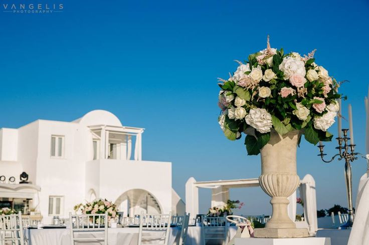 Luxury Caldera | Wedding Wish Santorini