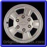 Chevrolet Colorado 2008 Wheels & Rims Hollander #5182 #Chevrolet #Colorado #ChevroletColorado #2008 #Wheels #Rims #Stock #Factory #Original #OEM #OE #Steel #Alloy #Used