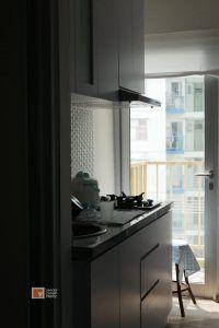 Dapur Kitchen Set Riverside Pancoran Jakarta Selatan 0812 1233 9393