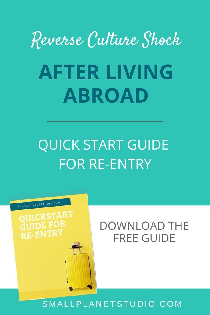 Reverse Culture Shock Guide
