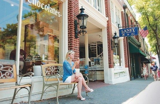 Kilwin's Chocolates, Fudge and Ice Cream in Historic Downtown Wilmington, NC