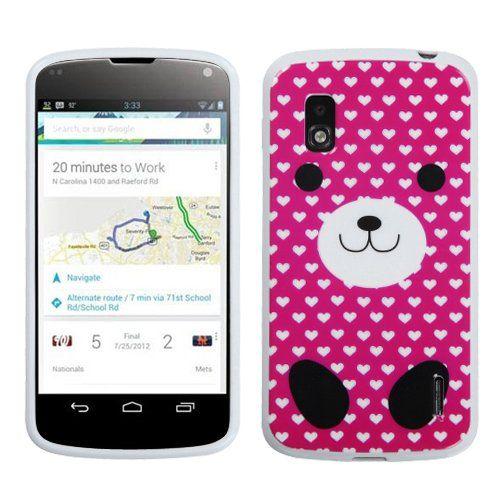 Asmyna LGE960CASKCAIM1062NP Slim and Durable Protective Cover for LG Nexus 4 E960 - 1 Pack - Retail Packaging - Dog Love Asmyna http://www.amazon.com/dp/B00AX9I23A/ref=cm_sw_r_pi_dp_f3DLub02E8RZR