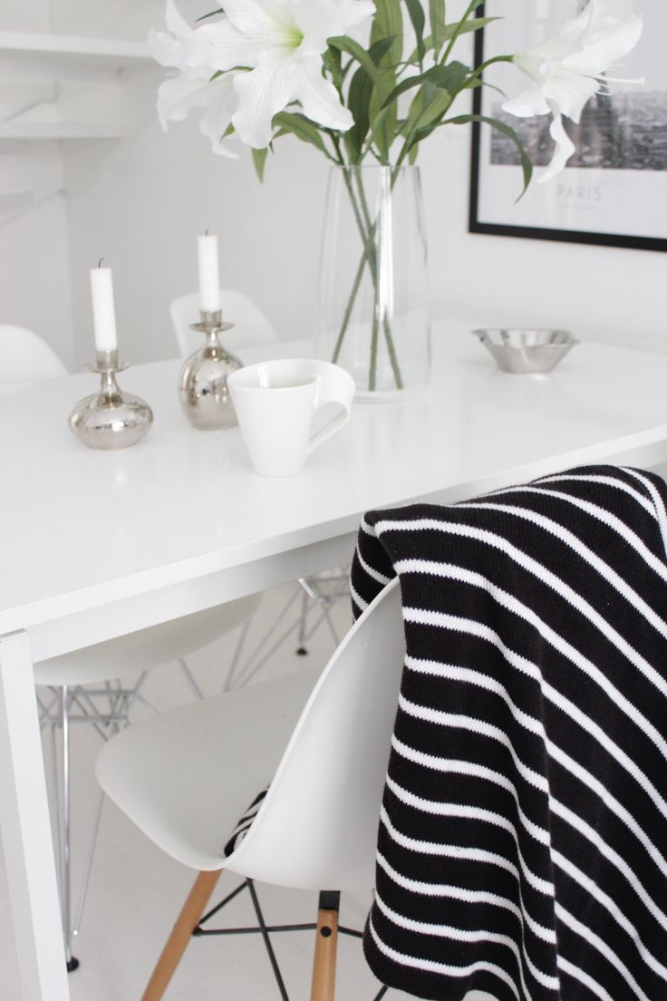 Black & white | Villeroy & Boch | Home Vanilla interior blog