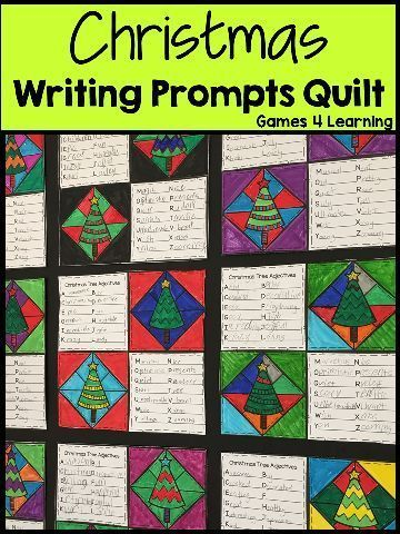 christmas writing prompts middle school Daily writing prompts - creative writing prompts for december  daily writing prompts - december  gingerbread houses are a staple of the christmas season draw .