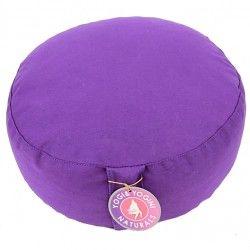 Poduszka do medytacji - Fioletowa