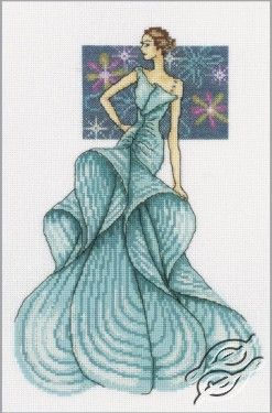 free fashion cross stitch patterns | FREE PATTERNS - Alphabets - Alphabet - Bobbins - Gvello Stitch