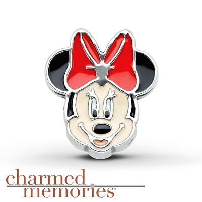 Charmed Memories Minnie Mouse - It matches my sister wife's Pandora bracelet. Perfect for vacation in FL!