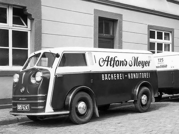 194952 Tempo Matador Kombis, Deutsche autos, Oldtimer