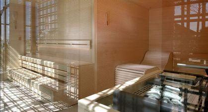GOCO Spa Venice - Finish Sauna