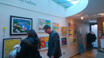 FineArt4Kids Spring Art Exhibition