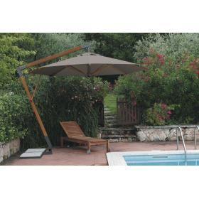Зонты с боковой опорой