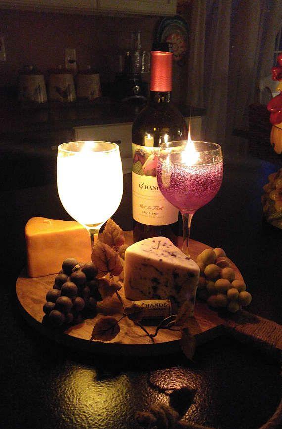 обзор фото торт свечи вино его молодые