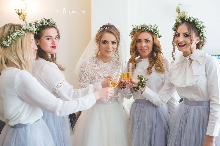 Winter fairytale wedding