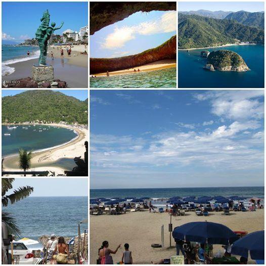 Наш отель расположен на берегу живописного залива Бандерас, в городе Пуэрто-Вальярта. Рядом с ним находится множество красивых пляжей. Например, Елапа, Лос-Муэртос, Лос-Аркос, Бусериас, острова Мариетас, Пунта-де-Мита и отстров Рио-Куале.