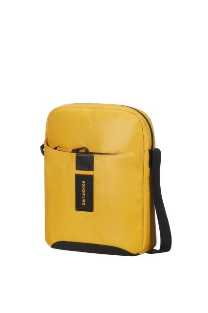 "Samsonite Paradiver Light Cross-Over mit Tabletfach 10.1"" Yellow"