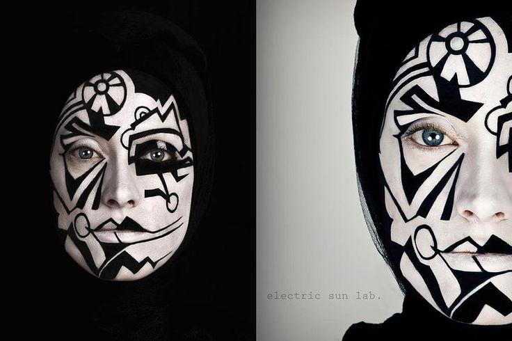 Despina Economou - Make Up   portfolio
