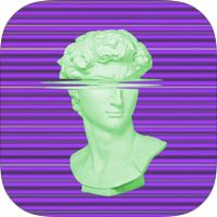 VaporGlitch - Vaporwave Editor by RAD PONY APPS - FUN APPS FOR FREE PTE. LTD.