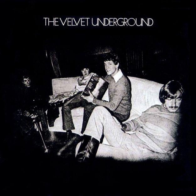 The Velvet Underground by The Velvet Underground (1969) | Community Post: 42 Classic Black And White Album Covers