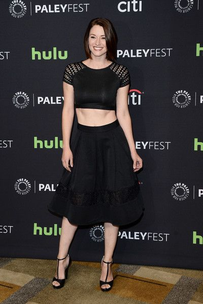 """Chyler Leigh Photos - Actress Chyler Leigh arrives at The Paley Center For Media's 33rd Annual PALEYFEST Los Angeles ÒSupergirl"""" at Dolby Theatre on March 13, 2016 in Hollywood, California. - The Paley Center For Media's 33rd Annual PaleyFest Los Angeles - 'Supergirl' - Arrivals"""
