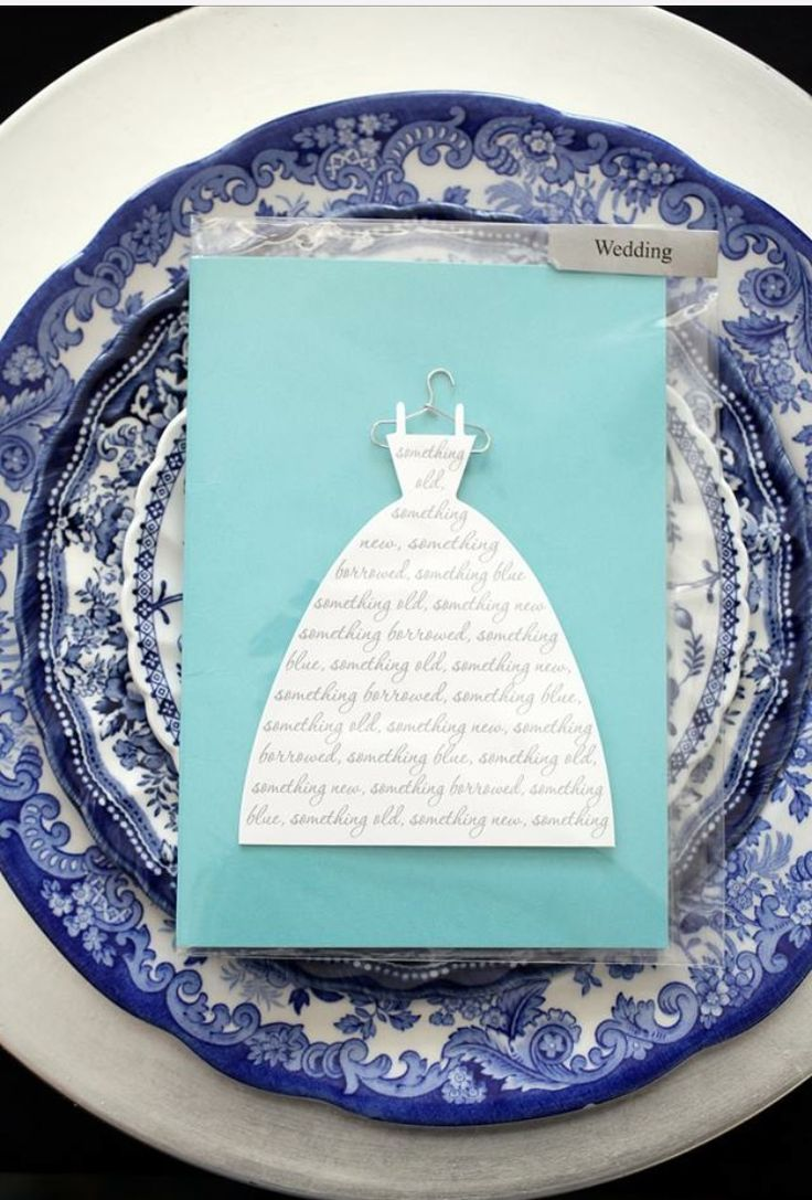 No one ever said you have to wear your something blue!  This gorgeous place setting from my blue and white china rental collection is just perfect for the bride wanting a unique something blue!  The wonderful Andy Robinson of Blackbox Photography in Amelia Island, Fl took this photo.   China from: dishitoutamelia.com