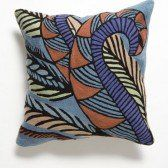 Nancybird Cushion Square Lyrebird