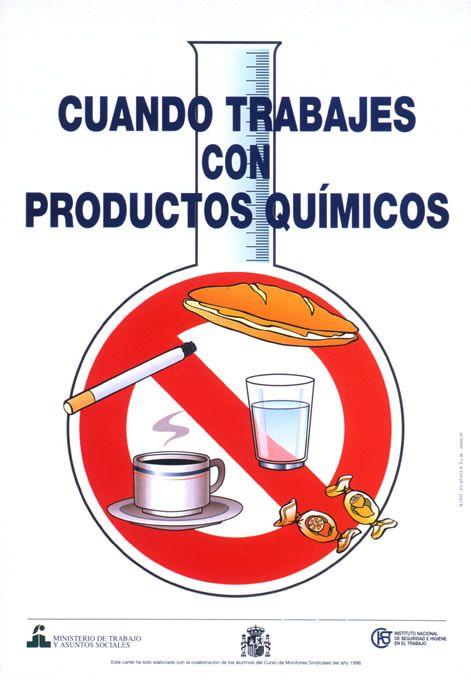 prevencion de riesgos quimicos