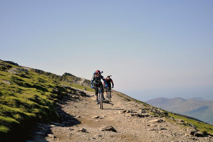 Ditch the trail centre, grab your map and take on a real mountain biking adventure.