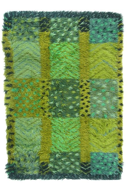 Marianne Richter Alvastra Rug via SCANDINAVIAN MODERNISTS. Click on the image to see more!